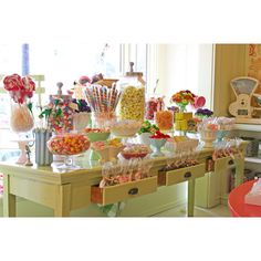 Miette candy shop....i want to go there