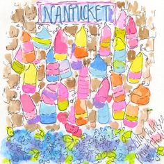 Nantucket is always a good idea. #SummerInLilly #Lilly5x5