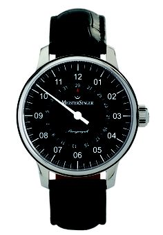 My watch but with the alternate band. #MEISTERSINGER Perigraph