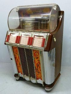 1950's Wurlitzer Jukebox