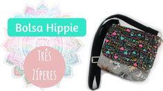 Como Fazer - Bolsa Hippie
