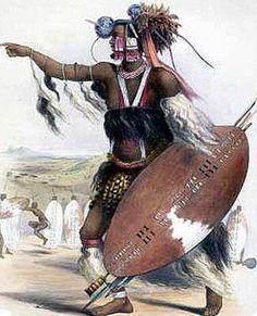 Shaka Zulu expanded his empire, and he improved the Zulu military. With nothing but fear and spears.