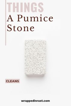 Things To Clean With A Pumice Stone {Besides Your Toilet} Mattress Cleaning, Cleaning Wood, House Cleaning Tips, Diy Cleaning Products, Floor Cleaning, Kitchen Cleaning, Bathroom Cleaning, Cleaning Recipes, Cleaning Hacks