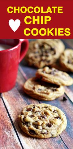 #chips, #chocolate, #cookies, #delicious, #dessert, #food, #recipes, #yummy