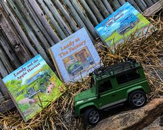 New Books in the Landy Collection and it is a GiveAway… –