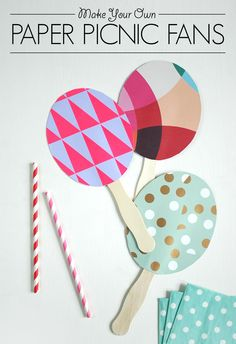 These cute fans will keep you cool and the bugs away during National Picnic Week and beyond