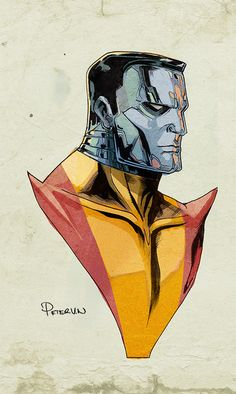 Peter v Nguyen • these four classic x-men are core x-men members...