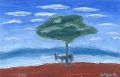 DARTE AUKČNÁ SPOLOČNOSŤ s.r.o., obrazy, starožitnosti, umenie, umelci, výtvarné diela, online aukcia, aukcie, dražby -Ernest Zmeták,tempera