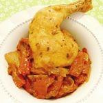Poulet basquaise - Rappelle toi des mets Mets, Turkey, Chicken, Food, Candy, Dumplings, Mushroom Chicken, Home Kitchens, Meals