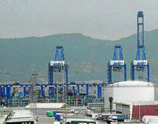 O porto de Algeciras começa 2014 com mais de 36.000 TEUs em Valencia a perdia de vantagem de entre as bacias do Mediterrâneo