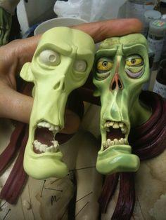 Paranorman - LAIKA - promotional zombies