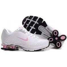 uk availability 171b1 0a229 104264 017 Nike Shox R4 White Pink J09016
