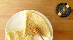 Crêpes moelleuses à la farine de maïs