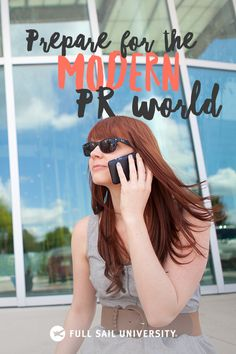 If you're interested in a career in public relations, a master's degree from Full Sail University can teach you what goes into being an effective PR professional through hands-on courses.  Learn new techniques in managing social media, content marketing and copywriting from industry professionals.
