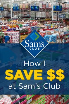 The five best things you can buy at Sam's Club to save money
