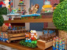 Encontrando Ideias: Festa Toy Story!!