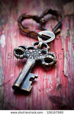 Old Key Heart Keyholder Selective Focus​: Foto de stock (editar ahora) 126167990 Under Lock And Key, Key Lock, Antique Keys, Vintage Keys, Door Knobs And Knockers, Old Keys, Key To Happiness, Keys Art, Key To My Heart