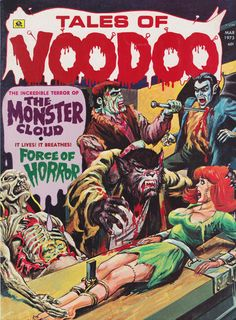 Tales of Voodoo - Volume #6 Issue #2 (Mar. 1973)
