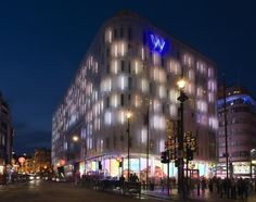 W Hotel London - Picture gallery