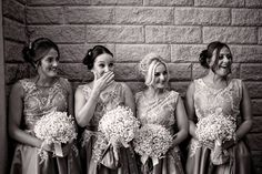 Adorable moment captured as the bridesmaids see the bride for the first time. Abigail & Joshua we hope you had an amazing day. Bridesmaids, Bridesmaid Dresses, Wedding Dresses, Bridesmaid Inspiration, Party Photography, Videography, First Time, Photo Booth, In This Moment