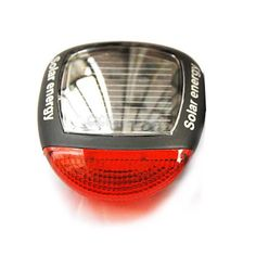 Find More Bicycle Light Information about Solar Power LED Bicycle Bike Rear Tail Lamp Light Red #gib,High Quality bicycle light batteries,China bicycle bike Suppliers, Cheap light bicycle from gigibaobao on Aliexpress.com