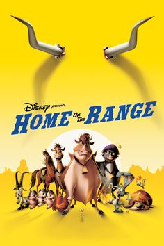 Nem Que a Vaca Tussa (Home on the Range), 2004.