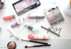 Monthly favourites May 2014 #bbloggers