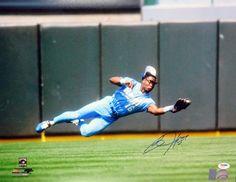 Bo Jackson Autographed 16x20 Photo Kansas City Royals PSA/DNA!