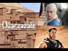 (Marrocos) Ouarzazate, a Cidade do Cinema (Morocco's Hollywood)