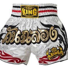 Spodenki tajskie Top King TKTBS-059   Sklep sportowy B-FIGHT