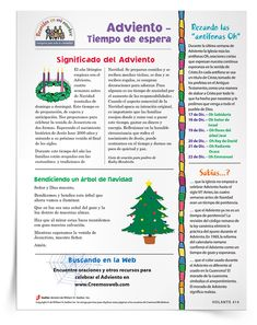 Folleto Adviento–La gran espera | Sadlier Religion #Adviento #Advent