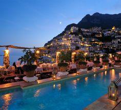 The Sirenuse Hotel - Positano, Italy