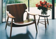 """Sergio Rodrigues """"Diz"""" chair"""