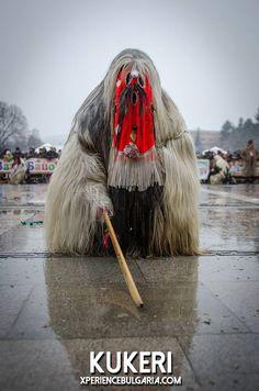 Kukeri Bulgarian Ritual