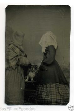 1870s-UNIQUE-HIDDEN-MOTHER-TINTYPE-CUTE-LITTLE-DOG-ITS-HIDDEN-DOGGIE-MOMS
