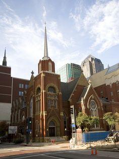 First Baptist Church, Dallas