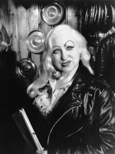 """RIP Hatchet Face aka Kim Mcguire in John Waters's """"Cry Baby"""""""