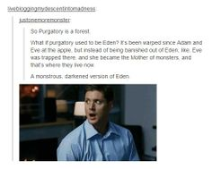 I HAD THIS EXACT THOUGHT WHEN THEY FIRST STARTED TALKING ABOUT EVE AND…