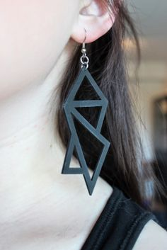 Triangle, About Me Blog, Drop Earrings, My Favorite Things, Tattoos, Sweet, Jewelry, Candy, Tatuajes