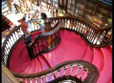 Lello Bookshop, Portugal..... A library in my house.