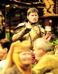 Jaime Lannister // Nikolaj Coster-Waldau