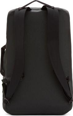 Arc'teryx Veilance Black Convertible Nomin Pack
