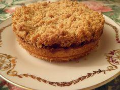 CarrisCupcake: Kuchen de Manzana Reto Reposteras por Europa.