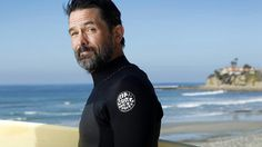 """Old Globe Theatre gets boost from actor Billy Campbell's """"Rocketeer"""" movie past."""