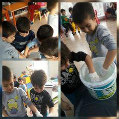 Kutup hayvanları neden üşümez deneyi. Buz, margarin ve eldiven ile. Preschool Science Activities, Science For Kids, Pre School, Montessori, Presidents, Kindergarten, Erdem, Education, Youtube