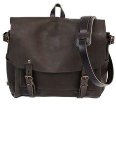 Postman Eclair leather bag