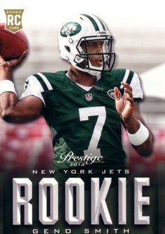 Geno Smith - New York Jets