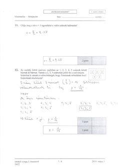 Itt vannak a középszintű matekérettségi megoldásai Diagram, Trigonometry