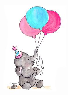 Love Clip Art   Oh Happy Day 8x10 Archival Print Blueberry Cotton Candy. $15.00, via ...