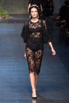 FWP Dolce & Gabbana   Fashion Victim' s Diary